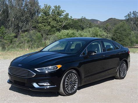 logo ford 2017 2017 ford fusion road test and review autobytel com