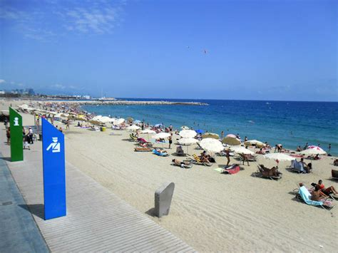 best beaches in barcelona the best in barcelona for gays shawnvoyage