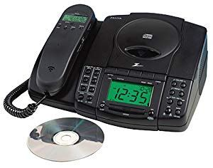zenith z828b clock radio telephone caller id cd discontinued by manufacturer