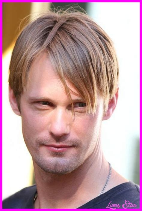 thin blonde hairstyles for men hairstyles for thinning hair men livesstar com