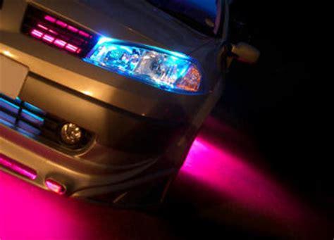 street glow strobe lights strobe lights streetglow headlight strobe lights pair