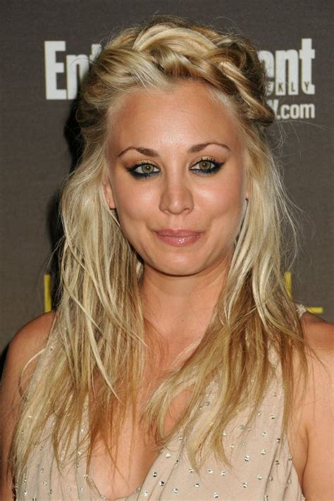 hair cuts long hair theory kaley cuoco hairstyles haircuts short pixie bangs updos