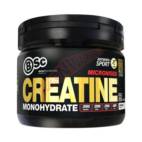 bsc creatine creatine monohydrate by bsc science big brands