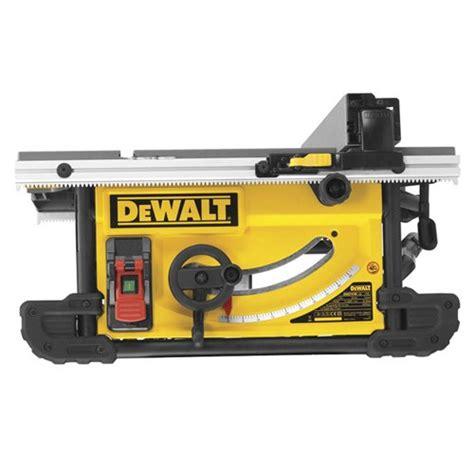 dewalt bench saw dewalt dwe7491 table saw 250mm 10 inch 110v bench saw