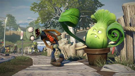 Plants Vs 4 review plants vs zombies garden warfare