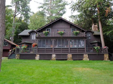 Adirondack Cottage by Adirondack Cabin Exteriors I