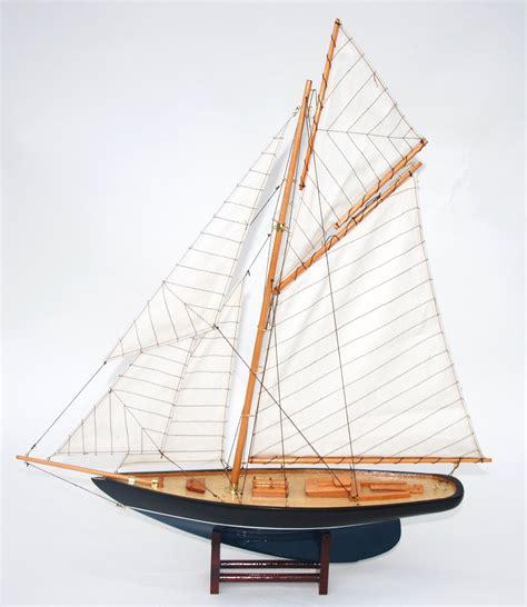 moderne tischdeko 4405 segelschiff modell zur dekoration mare me maritime