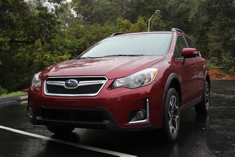 subaru crosstrek 2016 red 2016 subaru crosstrek overview cargurus