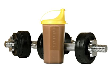 Protein Shake robert yang inc time your protein shakes