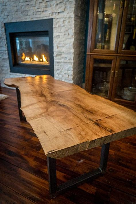 Top 25  best Wood slab ideas on Pinterest   Wood table
