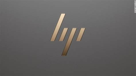 New Technology Gadgets 2016 by A New Logo For A New Laptop Hp Unveils A New Logo Can