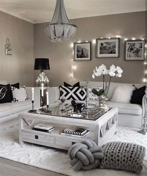 truth  modern chic living room apartments