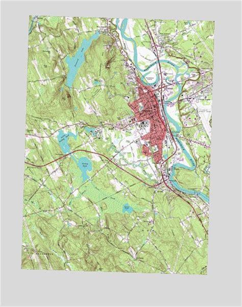 concord nh map concord nh topographic map topoquest