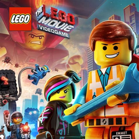 Psvita The Lego Videogame the lego videogame 2016 android box cover mobygames