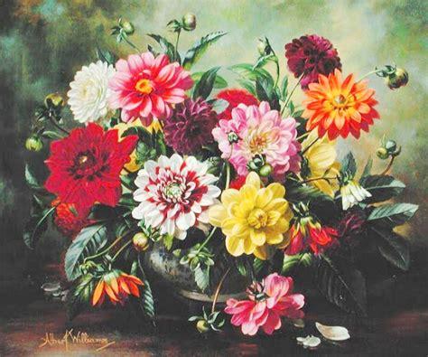 imagenes flores pintadas im 225 genes de flores pintadas imagui