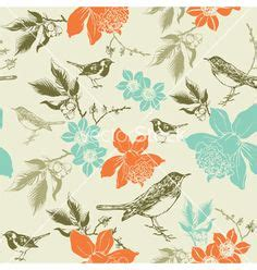 putting up patterned wallpaper wallpaper bedroom birds floral google search put a
