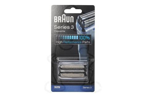 braun 32s cassette braun cassette series 3 32b rasoir 81387950