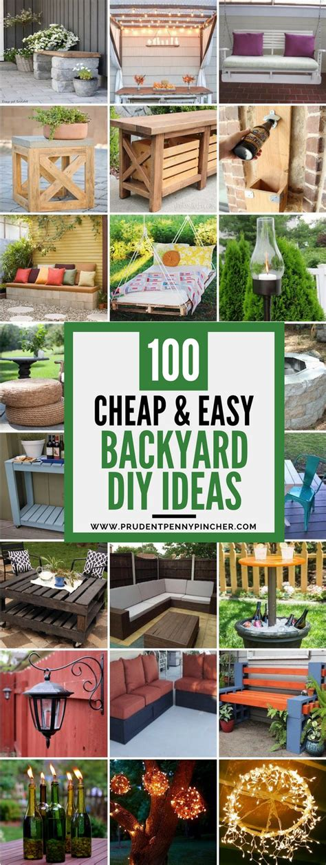 Cheap And Easy Backyard Ideas Cheap And Easy Diy Backyard Ideas Best On Pinterest Landscaping Garden Trends
