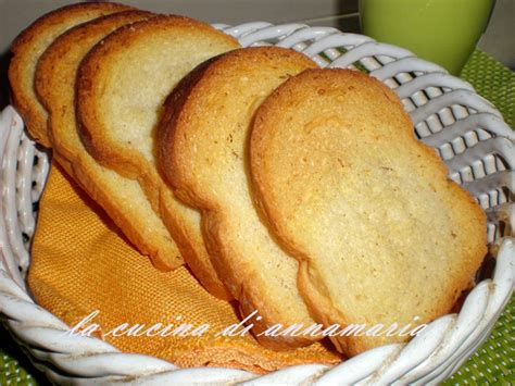 fette biscottate fatte in casa fette biscottate fatte in casa lacucinadiannamaria