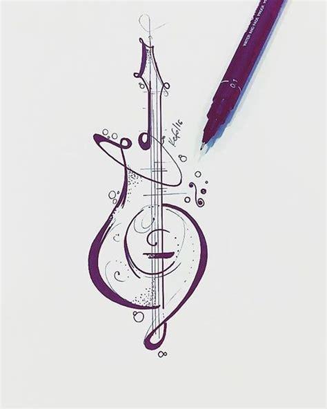 imagenes corazon rockero las 25 mejores ideas sobre viol 237 n tatuaje en pinterest y