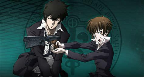 Kaset Bd Ps4 Psycho Pass Mandatory Happiness psycho pass xbox one getting ps4 vita ports anime