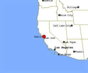 map of dublin california dublin profile dublin ca population crime map