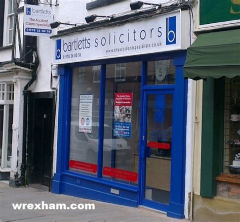 Solicitor S Office by New Solicitors Office Opens On Wrexham S Charles