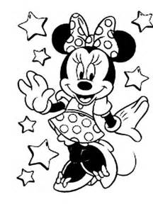 free printable mickey minnie mouse coloring pages