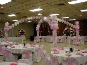 Bridal Shower Decorations by Balloon Decorations For Wedding And Bridal Showers