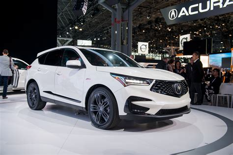 2019 Acura Pictures 2019 acura rdx gets 38 295 base price tops out just
