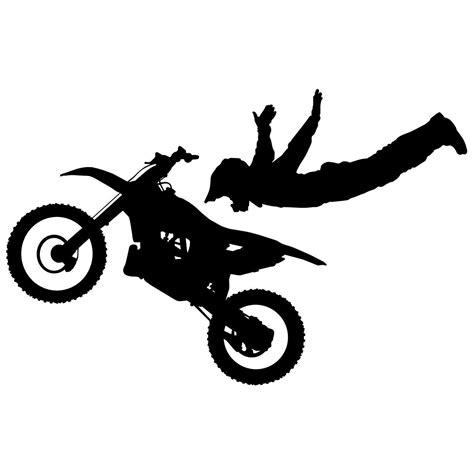 motocross bike stickers motocross wall decal dirt bike sticker 00007