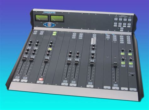 Mixer Radio sonifex press release sonifex mixing console still going strong after 30 years