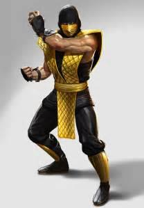 Reptile Halloween Costume Mortal Kombat Scorpion Mortal Kombat
