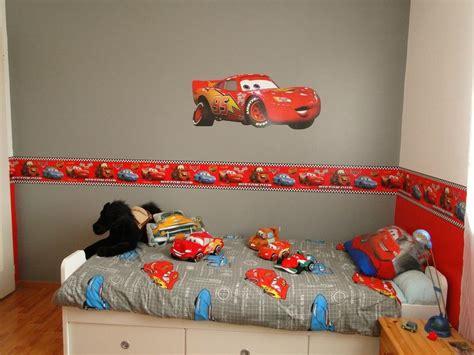 d馗oration chambre cars nouvelle chambre de mon fils esteban meubles en