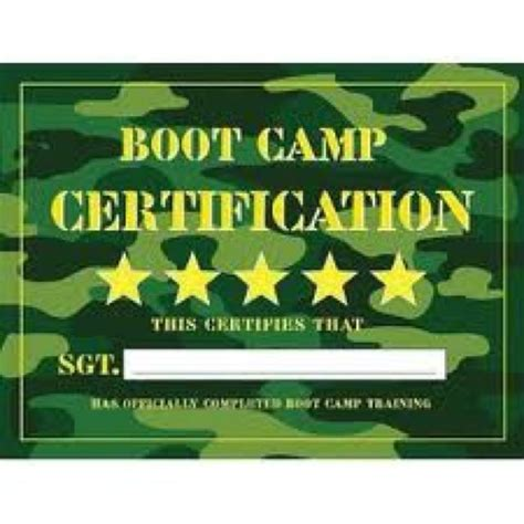 boot c certificate template discover and save creative ideas