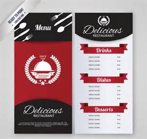 restaurant menu design template 50 free restaurant menu templates food flyers covers