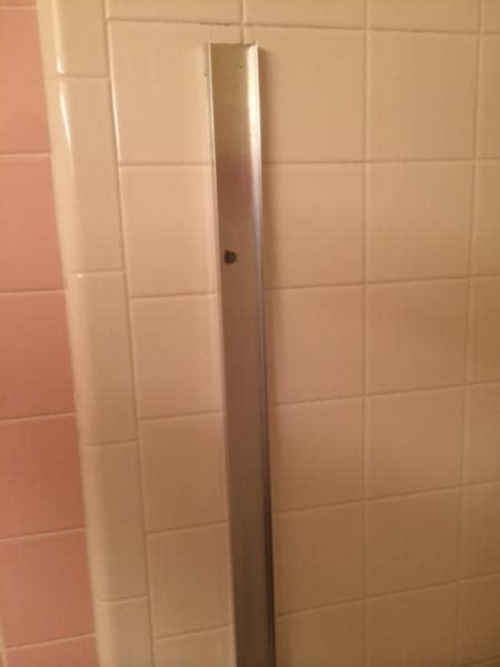 shower door removal help with removal of shower door frame doityourself