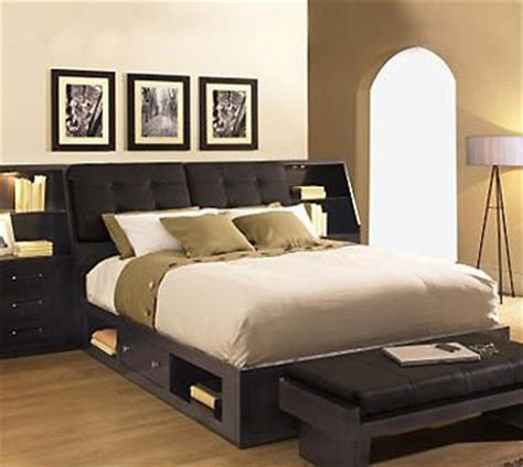 bedroom furniture spot modern headboard with storage home staging living room