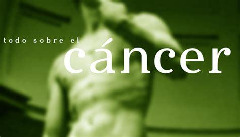 imagenes reflexivas de todo todo sobre el cancer