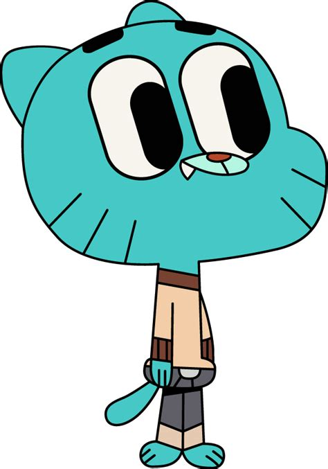 Gumball L by Le Monde Incroyable De Gumball Les Personnages