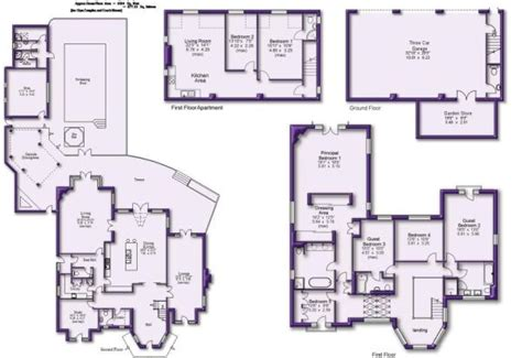trafford centre floor plan 5 bedroom detached house for sale in south downs road