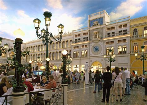 Palace Interiors by Hotel Design And Architecture The Venetian Watg