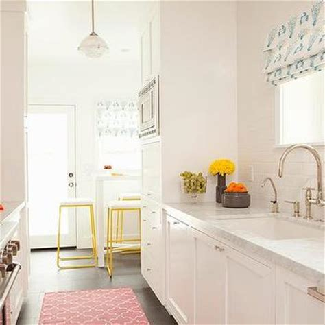 Galley Kitchen Rugs Lacquered Cabinets Eclectic Kitchen Diy Network