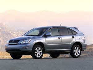 3dtuning of lexus rx300 crossover 2006 3dtuning