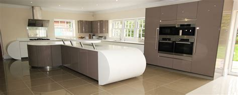 Sink Island Kitchen by Designer German Kitchens