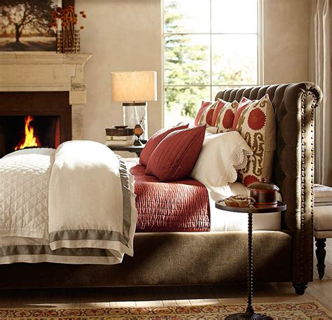 pottery barn bedrooms 10 decorating and design ideas from pottery barn s fall