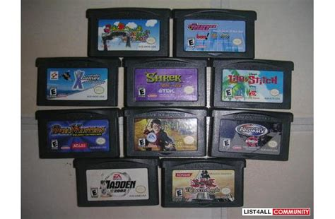 boy advance best gameboy advance top 100