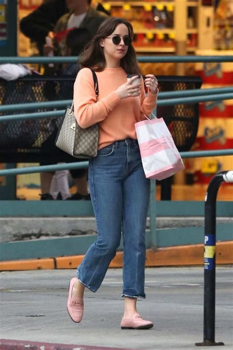 Spotted Shopping And More by Dakota Johnson Spotted While Shopping On In West
