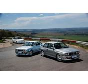 Three Of The Best  E30 M3 Versus 333i And 325iS