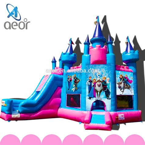 adult bounce house adult inflatable bouncy castle prices frozen inflatable bounce castle for sale used